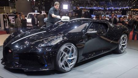 Αυτό είναι πλέον το πιο ακριβό αυτοκίνητο στον κόσμο -Ποιος το αγόρασε και πόσα έδωσε [εικόνες]