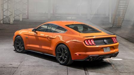 Νέα ισχυρότερη έκδοση για τη Ford Mustang