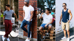 Ιδέες για ανδρικά casual ανοιξιάτικα outfits!