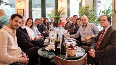 Τα νεύρα του Μαξίμου για την συνάντηση του Κυριάκου Μητσοτάκη με τους καλλιτέχνες