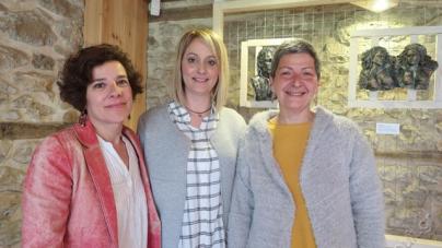 Περισσότεροι από 1.700 επισκέπτες στην έκθεση «3 γυναίκες καλλιτέχνες»