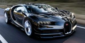 Στα αζήτητα έμειναν 100 Bugatti Chiron -Κοστίζει 3 εκατ. ευρώ η μία