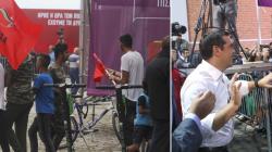 Γιατί ο Τσίπρας μεταφέρει με πούλμαν Ρομά στις ομιλίες -Το άγχος της άδειας πλατείας