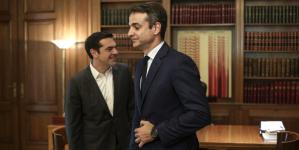 Νίκη της ΝΔ δίνουν δύο νέες δημοσκοπήσεις: Προηγείται με 7,4% και 5,9% του ΣΥΡΙΖΑ