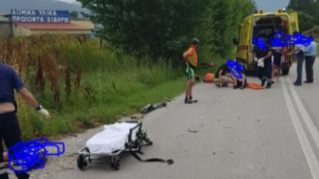 Τραγωδία στην Πτολεμαΐδα: 62χρονη έπεσε με το αυτοκίνητο της πάνω σε 6 ποδηλάτες – Δυο νεκροί