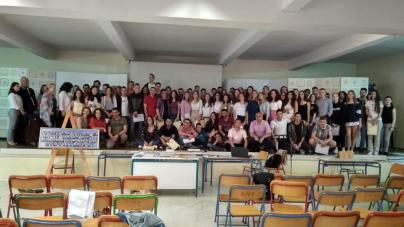 Τελετή αποφοίτησης στο ΓΕΛ Άργους Ορεστικού (φωτογραφίες)