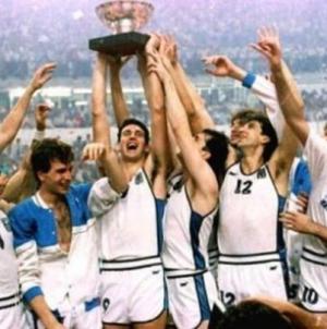 Εθνική Ελλάδος μπάσκετ: Ο Γκάλης και η παρέα του -Το έπος του Ευρωμπάσκετ του '87