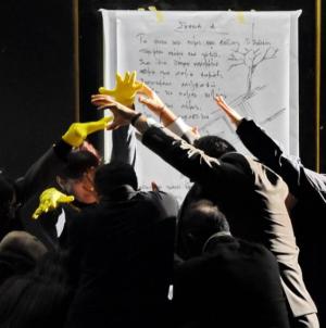 Το Σπασμένο Ρόδι στο Πανελλήνιο Φεστιβάλ ερασιτεχνικού θεάτρου Μονεμβασιάς