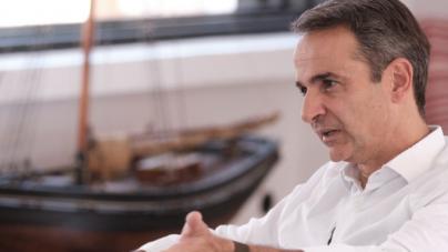 Μητσοτάκης: Αν δεν υπάρχει αυτοδυναμία, θα ξαναπάμε σε εκλογές το Δεκαπενταύγουστο