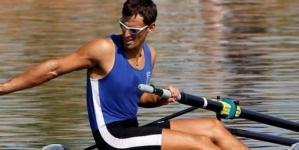 Ο Ολυμπιονίκης Γιάννης Χρήστου δώρισε στον ΝΟΚ τα κουπιά του