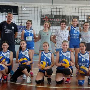 Καστοριά:  Προπονητικό camp για τα νεαρά κορίτσια του βόλεϊ από τον Βαγγέλη Φωτόπουλο (φωτογραφίες)