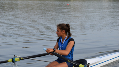 Τρομερή επιτυχία για την αθλήτρια του Ναυτικού Ομίλου Καστοριάς Αναστασιάδου Ευαγγελία