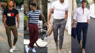 6 Ανδρικά καλοκαιρινά παντελόνια και πως να τα συνδυάσεις!