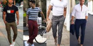 Ανδρικά καλοκαιρινά παντελόνια και πως να τα συνδυάσεις!
