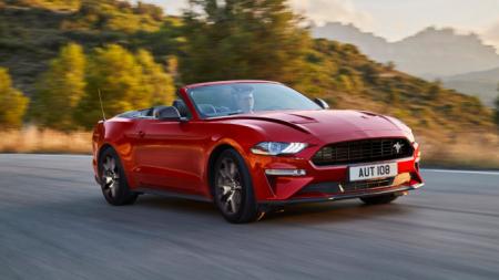 Η Ford παρουσίασε τις επετειακές εκδόσεις Mustang [εικόνες]
