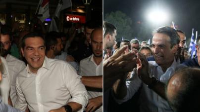Δημοσκοπήσεις: Δείχνουν αυτοδυναμία της ΝΔ και διψήφια διαφορά με τον ΣΥΡΙΖΑ -Τα σενάρια των εδρών