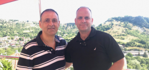 Συνάντηση του Προέδρου του Συνδέσμου Γουνοποιών Καστοριάς με την Παγκόσμια Διακοινοβουλευτική Ένωση