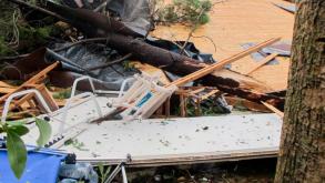 Χαλκιδική: Νέες εικόνες Αποκάλυψης μετά τη φονική κακοκαιρία – Τα σημεία που σκοτώθηκαν 6 άνθρωποι [pics, video]