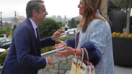 Επικεφαλής του πρωθυπουργικού γραφείου της Θεσσαλονίκης τοποθετήθηκε η Μαρία Αντωνίου.
