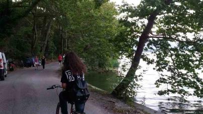 Αγαπητέ ποδηλάτη της γυρολιμνιάς…