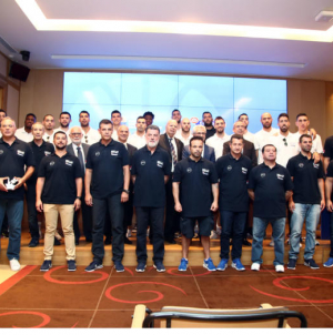 Εθνική Ανδρών – Σκουρτόπουλος: «Ξεκινάμε μ' ένα γκρουπ ποιότητας και καλών χαρακτήρων»