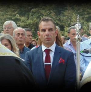 Ορκίστηκε Δήμαρχος ο Γιάννης Κορεντσίδης