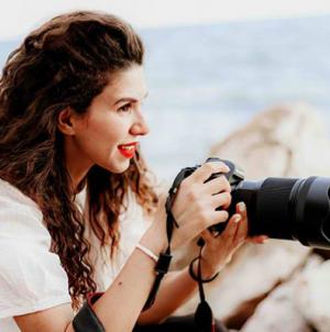 Έφη Τράιτσε: Η Καστοριανή φωτογράφος που διαπρέπει στο χώρο της μόδας