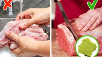 Ποιες τροφές πρέπει να πλένετε ΠΑΝΤΑ και ποιες να μην πλένετε ΠΟΤΕ