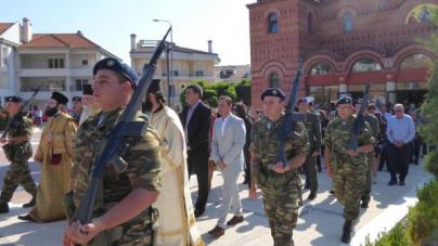 Ο Γιάννης Κορεντσίδης στις εκδηλώσεις μνήμης της Γενοκτονίας του Ελληνισμού της Μικράς Ασίας (φωτογραφίες)
