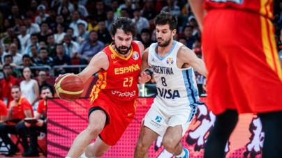 Μουντομπάσκετ 2019: Υπόκλιση στην Ισπανία -Κέρδισε (75-95) την Αργεντινή και στέφθηκε Παγκόσμια Πρωταθλήτρια [βίντεο]