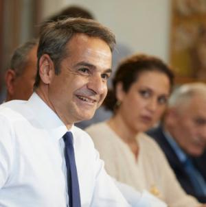 Η πρώτη ΔΕΘ του Μητσοτάκη -Οι φοροελαφρύνσεις, μια δημοσκόπηση και η αμήχανη αντιπολίτευση