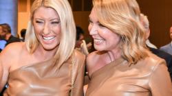 Τατιάνα Στεφανίδου και Σία Κοσιώνη πήγαν στην ίδια εκδήλωση και φορούσαν το ίδιο, μα ακριβώς το ίδιο φόρεμα!