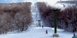 Κομμένο το ρεύμα και στο χιονοδρομικό Βιτσίου