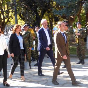 """Κορεντσίδης Γιάννης :  ελληνικός λαός ενωμένος και αποφασισμένος δεν διαπραγματεύεται τα εθνικά του δίκαια και λέει πάντοτε """"ΟΧΙ"""" όπου και όποτε χρειαστεί"""