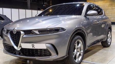 Διαρροή: Η έκδοση παραγωγής της Alfa Romeo Tonale