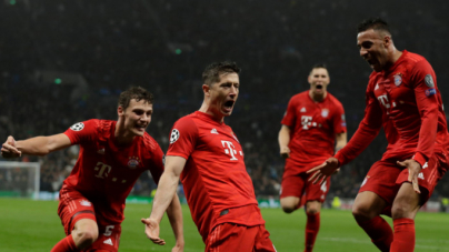 Champions League: Η Μπάγερν ισοπέδωσε την Τότεναμ στο Λονδίνο με σκορ 2-7 – Ολα τα αποτελέσματα της βραδιάς