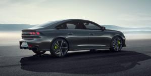 H Peugeot βάζει στην παραγωγή το κορυφαίο 508 Peugeot Sport Engineered [βίντεο]