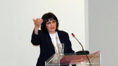 Γ. Ζεμπιλιάδου: Να αποσυρθεί το έργο της Σήραγγας της Κλεισούρας