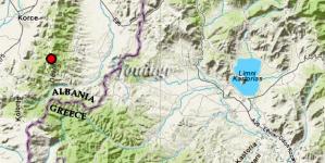 Σεισμός 4,9 Ρίχτερ ξύπνησε την Καστοριά (χάρτης)