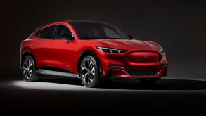 Ford Mustang Mach-E: Η πρώτη ηλεκτρική Mustang [εικόνες]