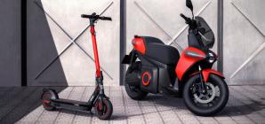 Αυτό είναι το πρώτο ηλεκτρικό scooter της SEAT -Θα διανύεις 100 χιλιόμετρα με 0,70 ευρώ [εικόνα]