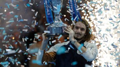 Τσιτσιπάς: Ο πρίγκιπας έγινε βασιλιάς -Κατέκτησε τον θρόνο του ATP Finals