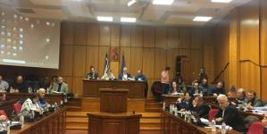 Τα επίμαχα σημεία της χθεσινής πεντάωρης συζήτησης στο Περιφερειακό Συμβούλιο για το φυσικό αέριο (βίντεο)