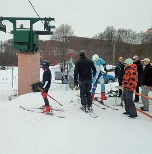 Δύο πολύ σημαντικές αγωνιστικές διοργανώσεις στο Χιονοδρομικό Βιτσίου