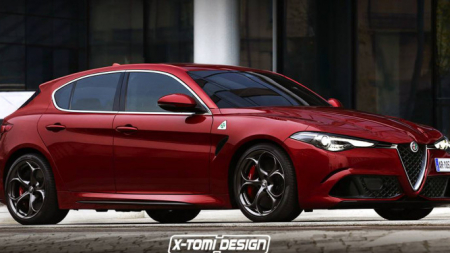 Ετσι θα είναι η νέα Alfa Romeo Giulietta;