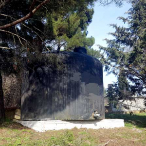 Καστοριά: Δεξαμενή, χωρητικότητας 40 τόνων,στο Βουνό της Καστοριάς (περιοχή Προφήτη Ηλία). Θα καλύψει ανάγκες πυρόσβεσης και υδροδότησης του Θεάτρου