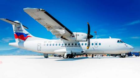 Τα νέα αεροπορικά δρομολόγια Καστοριά-Αθήνα – Πόσοι ταξίδεψαν με την πρώτη πτήση