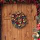 Χριστουγεννιάτικη διακόσμηση: Στεφάνια με ό,τι έχετε σπίτι σας -Απίθανες ιδέες [εικόνες]