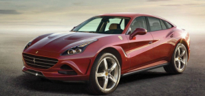 To SUV της Ferrari θα έχει πάνω από 700 άλογα