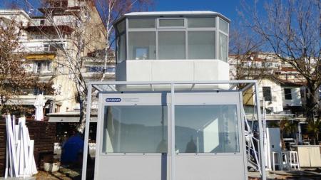 Η Καστοριά έχει επιτέλους νέο Πύργο Κωπηλασίας